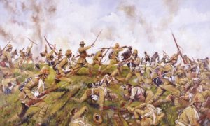 The Battle of Spion Kop