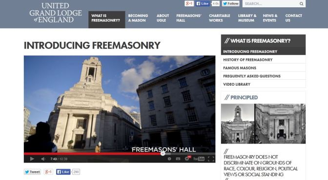 Introduction to Freemasonry Video