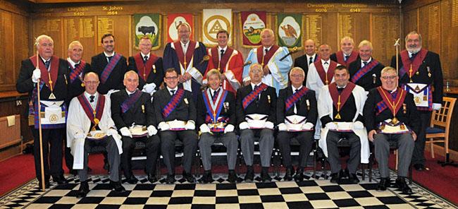 Royal Arch Masonry and Redwood Chapter 3411 | Redwood Lodge 3411