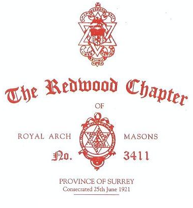 Royal Arch Masons Redwood 3411