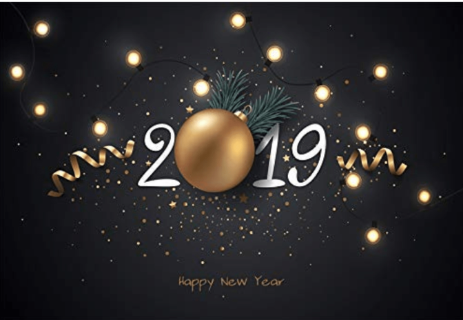 The Redwood Lodge Wishes You A Happy New Year
