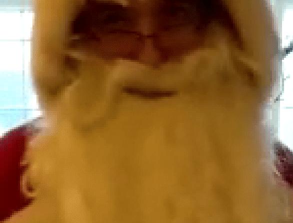 A Xmas message from Santa
